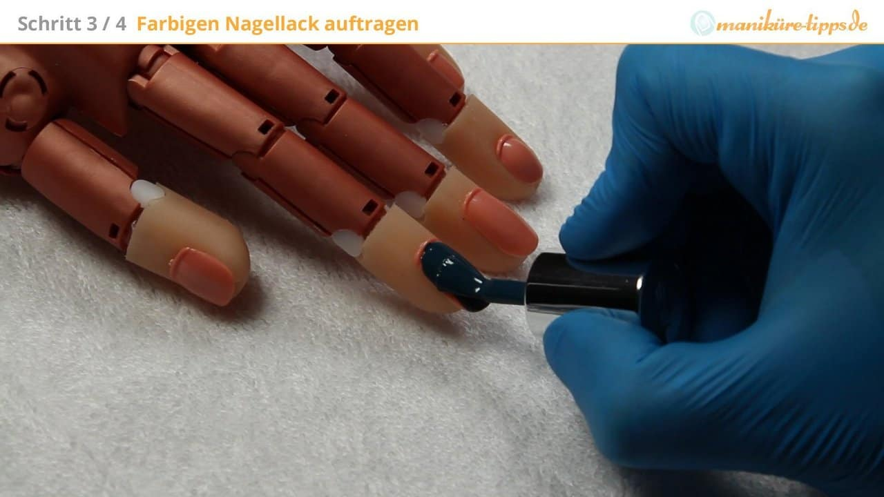 fingern gel richtig lackieren anleitung tipps. Black Bedroom Furniture Sets. Home Design Ideas